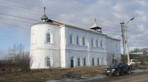 Храм Святой Троицы п.Емельяново