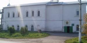 Храм Сятой Троицы