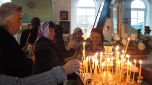 свечи для матроны